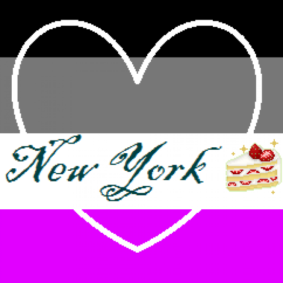 Group logo of Asexuals of New York