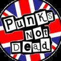 Group logo of Punks Not Dead!