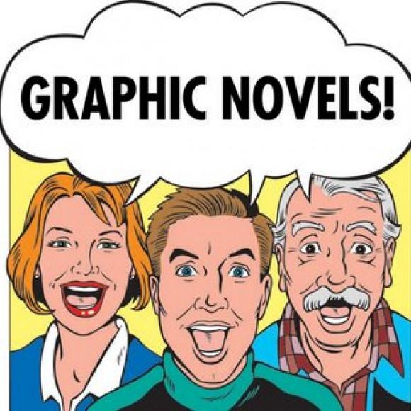 Group logo of Graphic Novels