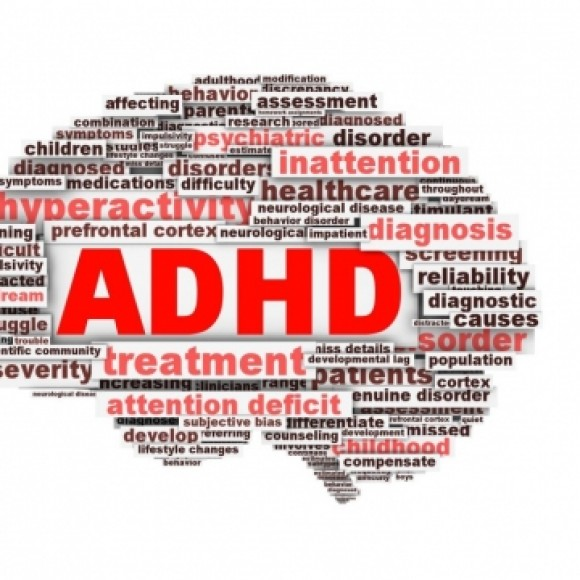 Group logo of Attention Deficit Disorder
